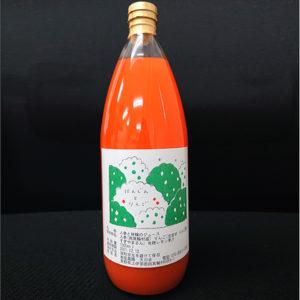 人参と林檎のジュース